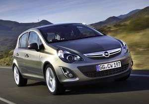 Opel Corsa 5 vrata
