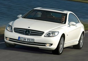 Mercedes-Benz CL Klasa