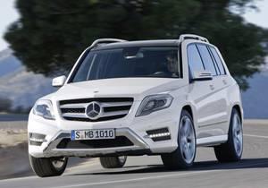 Mercedes-Benz GLK Klasa