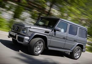 Mercedes-Benz G Klasa