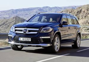 Mercedes-Benz GL Klasa
