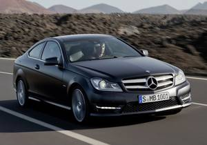Mercedes-Benz C Klasa kupe