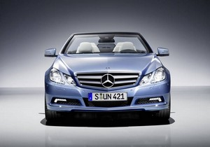 Mercedes-Benz E Klasa Cabrio