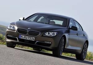 BMW Serija 6 GranCoupe
