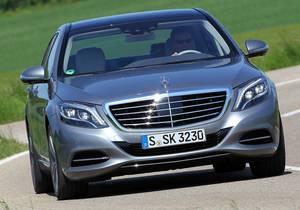 Mercedes-Benz S Klasa