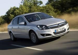 Opel Astra Classic III Sedan