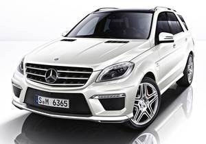 Mercedes-Benz ML Klasa