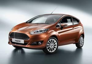 Ford Fiesta 3 vrata