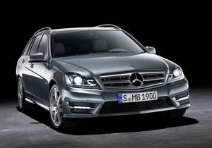 Mercedes-Benz C Klasa karavan