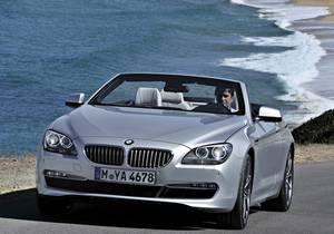BMW Serija 6 Cabrio