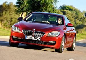 BMW Serija 6 Coupe