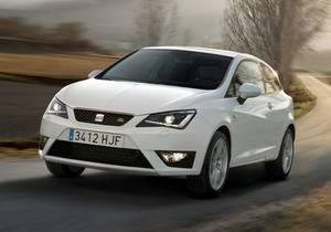 Seat Ibiza SC Sport Coupe