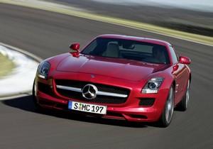 Mercedes-Benz SLS Klasa