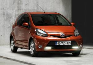 Toyota Aygo 5vrata