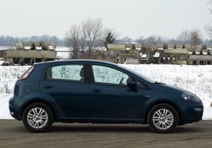 Fiat Punto 5 vr