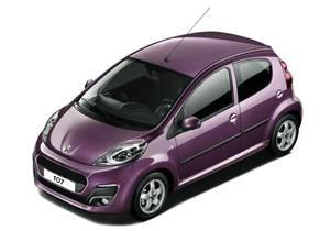 Peugeot 107 5 Vrata
