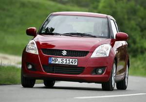 Suzuki Swift 5 vrata